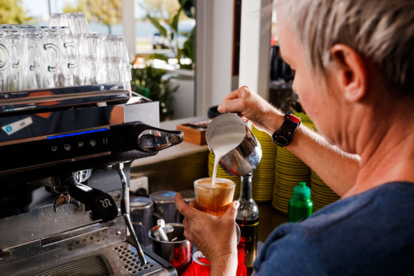 Coffee the way you like it